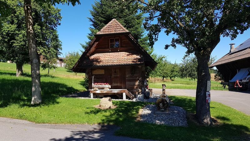 Luzerner Spycher - Doppelzimmer