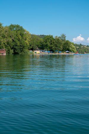 Seebad und Seeparkanlage Schenkon