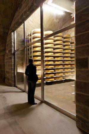 Genusswelt Käse & Wein