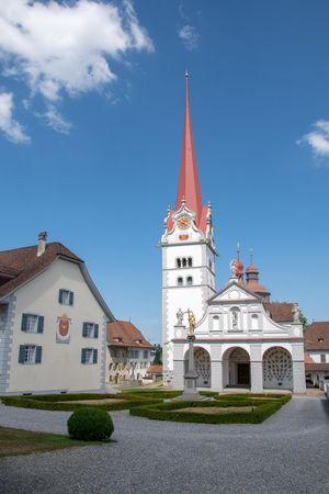 Stiftskirche und Stiftsschatz