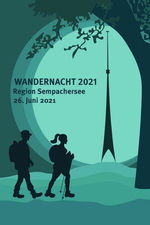 Wandernacht vom 26. Juni 2021