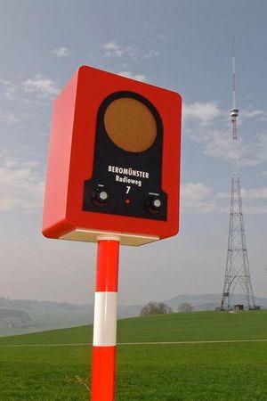 Radioweg Beromünster