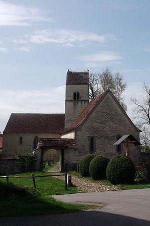 Führung St. Martin auf Kirchbühl
