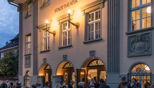 Impressionen Stadttheater