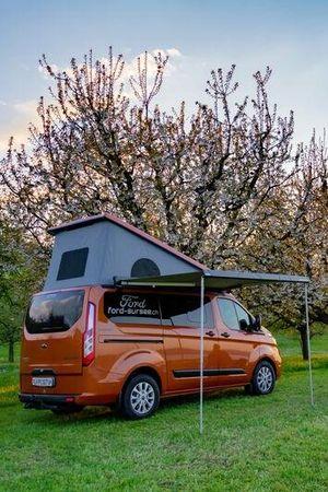 Nomady - Camping für Naturliebhaber