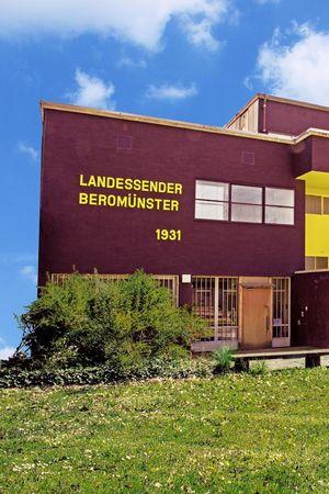 Kunst und Kultur im Landessender Beromünster KKLB