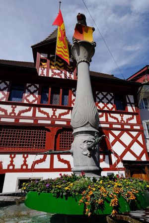 Führung im Rathausmuseum Sempach