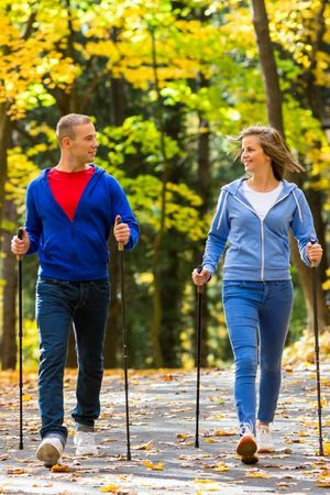 Nordic Walking Trails