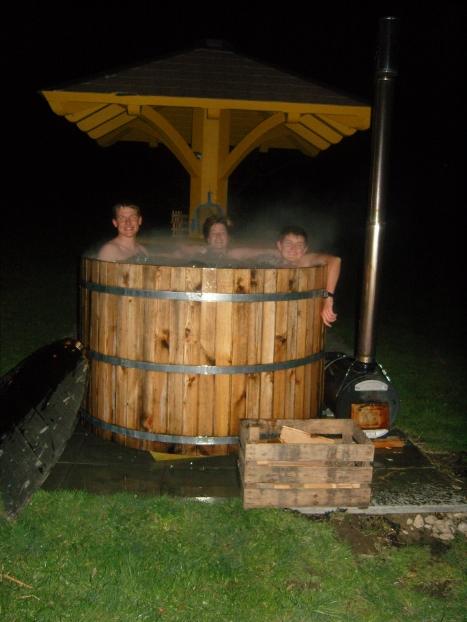 Ferienhof Farnere Swiss-Lodge